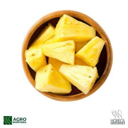 Compot ananas cuburi