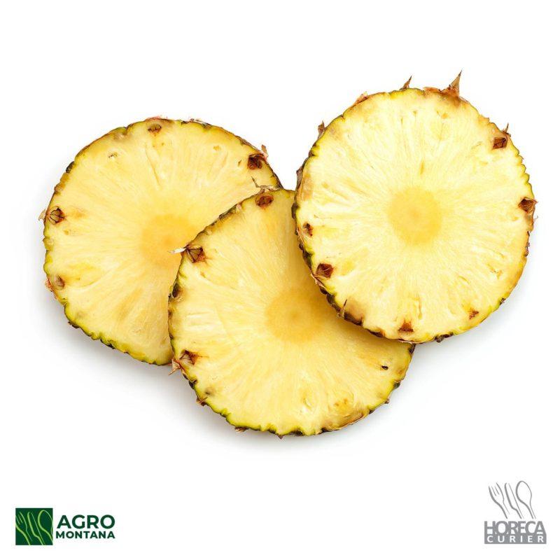 Compot ananas rondele