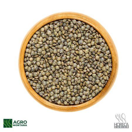 Seminte de linte verde