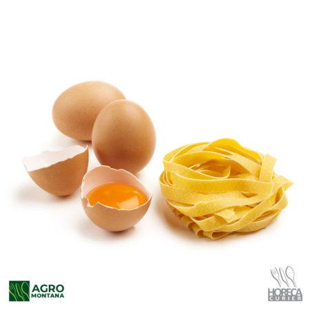 Fettuccine cu ou